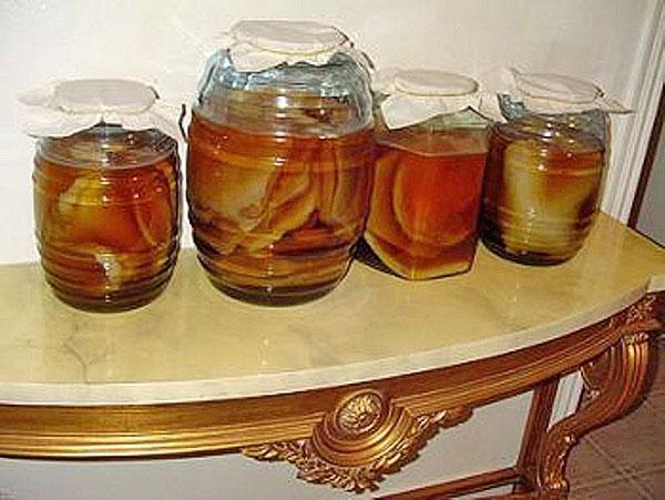 чайный гриб в домашних условиях