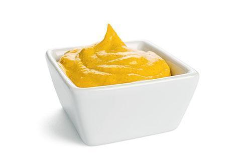 дижонская горчица из белых зерен