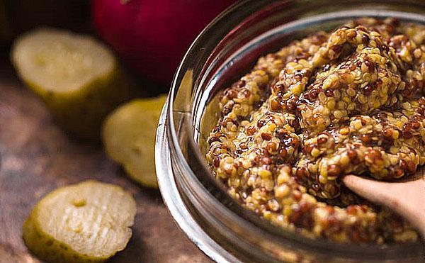 Как приготовить французскую горчицу (с зёрнышками)