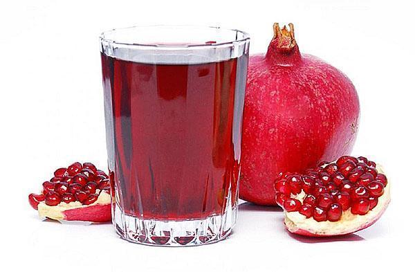 гранатовый сок понижает давление