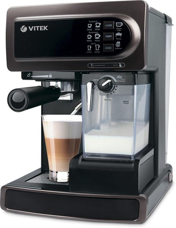 кофеварка Vitek из Китая