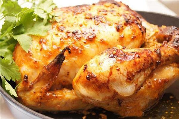 курица маринованная в горчице рецепт