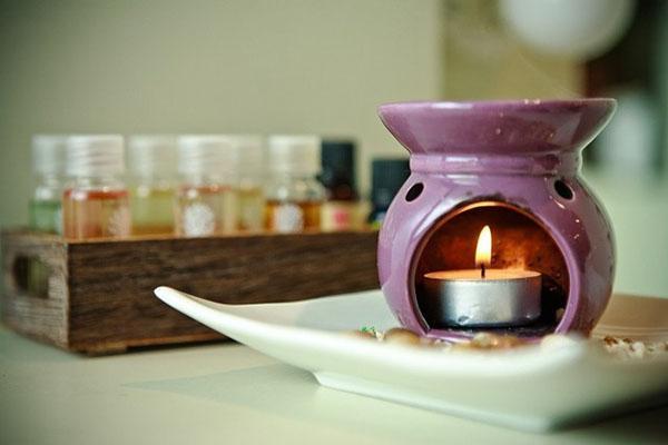 лампа с маслом гвоздики