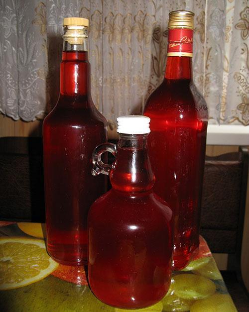 напиток рубиновое сердце