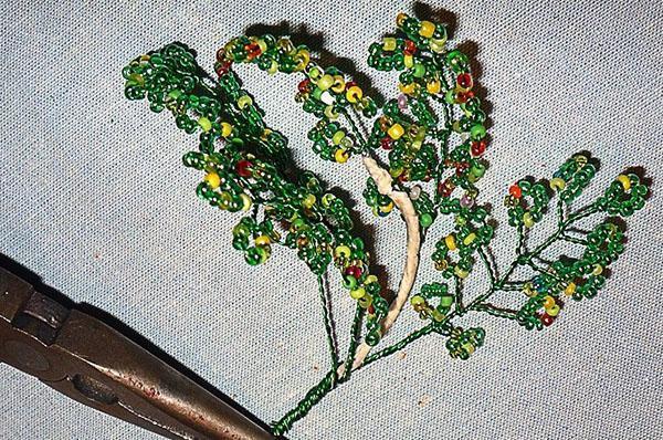 изготовление кроны дерева