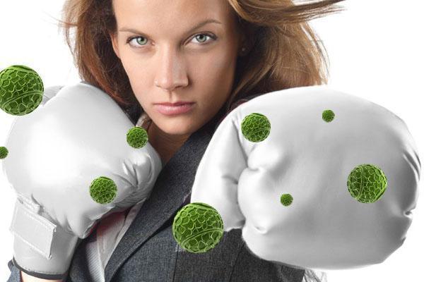 устойчивость к болезням и инфекциям