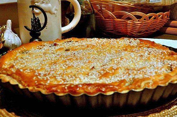 пирог с курицей и картошкой в духовке видео рецепт