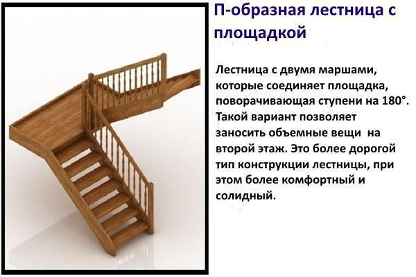 Площадка для деревянной лестницы своими руками фото 183