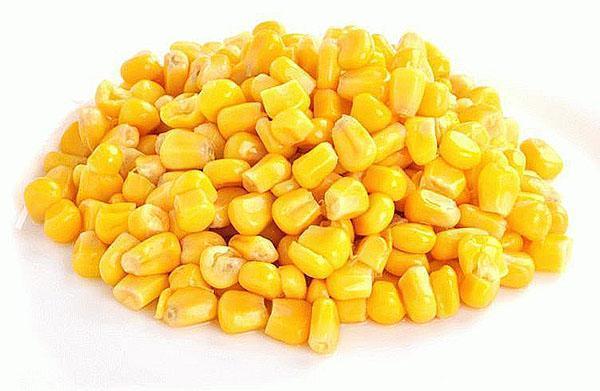 слить жидкость с кукурузы