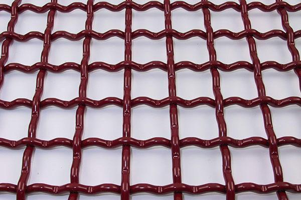 рифленая металлическая сетка