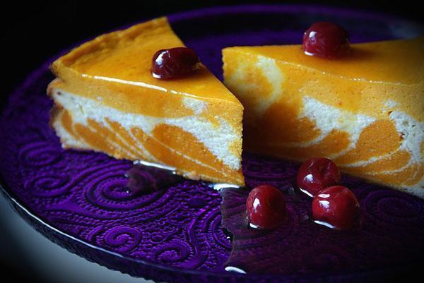 нежный десерт