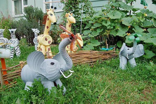 слоники и жирафы
