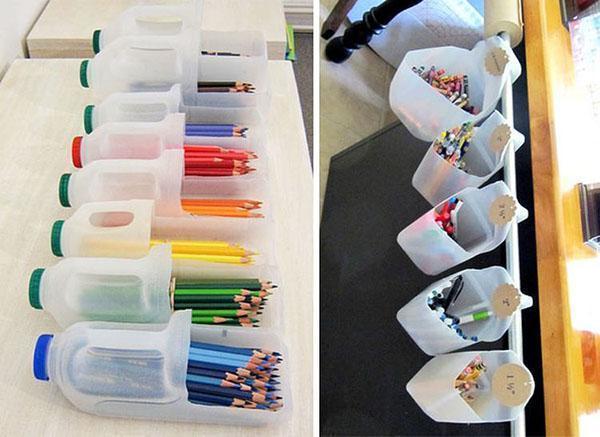 хранение карандашей