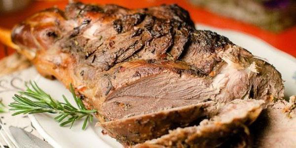 нежное мясо в фольге