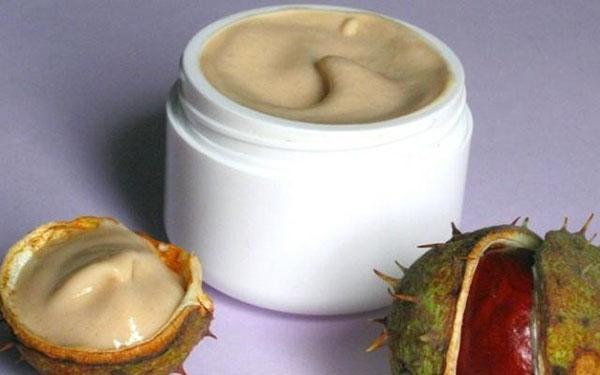 мазь на основе плодов конского каштана