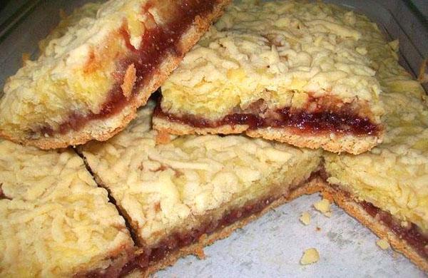 пирог с необычной начинкой