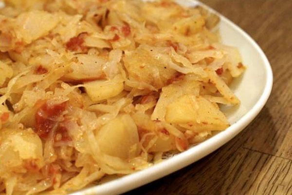 низкокалорийное блюдо
