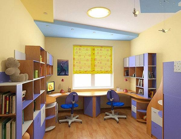 комната для школьников