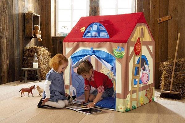 домик для развития