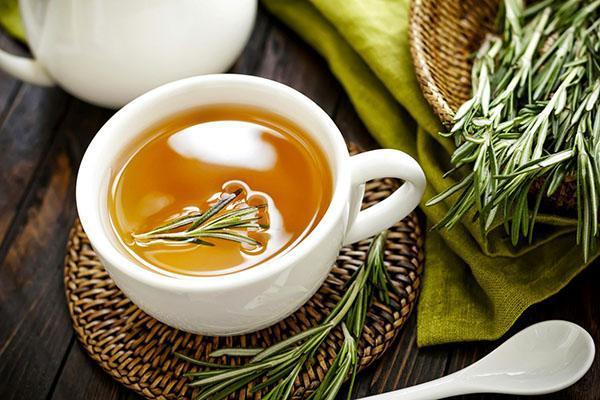 чай из розмарина