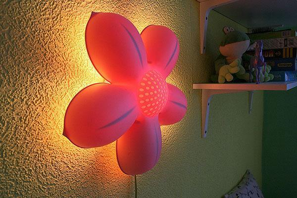 ночник цветок