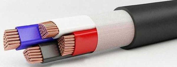 виды кабеля ввг