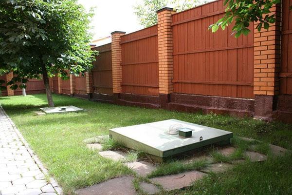 выбор места для компостной ямы