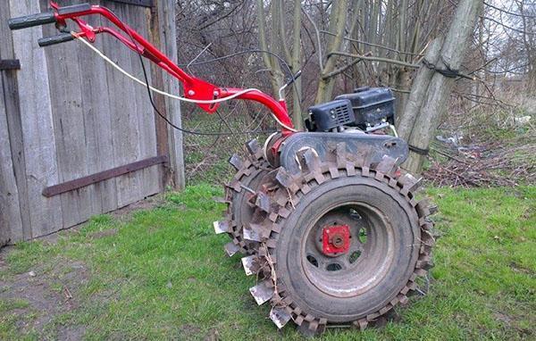 усовершенствование колес