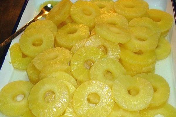 консервированные ананасы